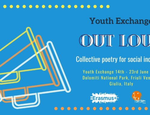 OUTLOUD – Collective Poetry for Social Inclusion